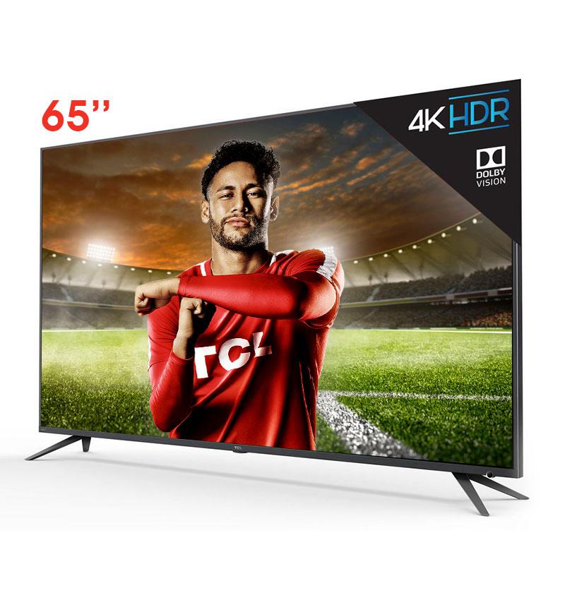 TV SMART -65 Pulgada -TCL -L65P65US – Chimasa S.A. Importadora